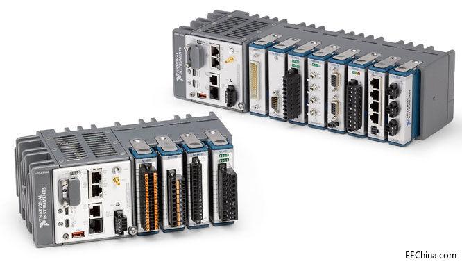 NI将业界领先的测量和同步技术引入到CompactRIO平台中