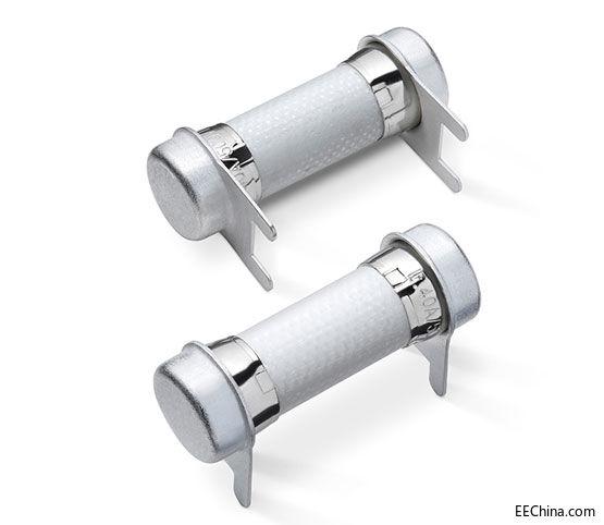 Littelfuse推出最小管状保险丝,额定电流40A至63A,500V交流电压下分断电流为2,000A