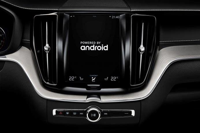 <b>英特尔为沃尔沃提供新一代安卓车载娱乐系统</b>