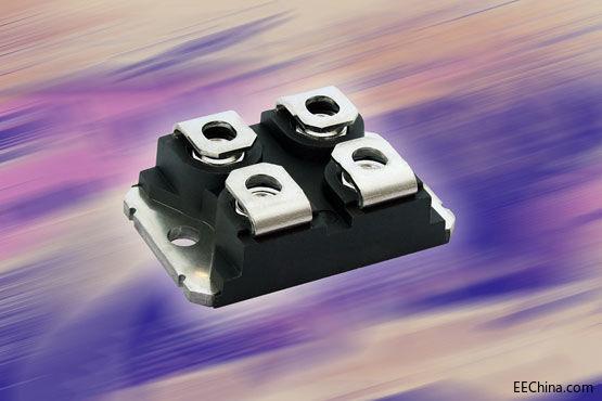 Vishay拓宽其 SOT-227 封装电源模块产品线,包括MOSFET 和标准、FRED Pt,TMBS 二极管
