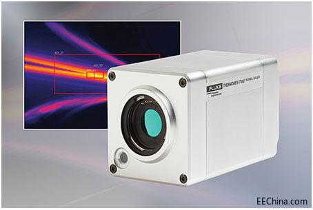 福禄克过程仪器推出ThermoView TV40在线热成像系统