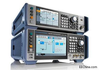 罗德与施瓦茨公司两款新信号源,在6 GHz内树立了业界标杆
