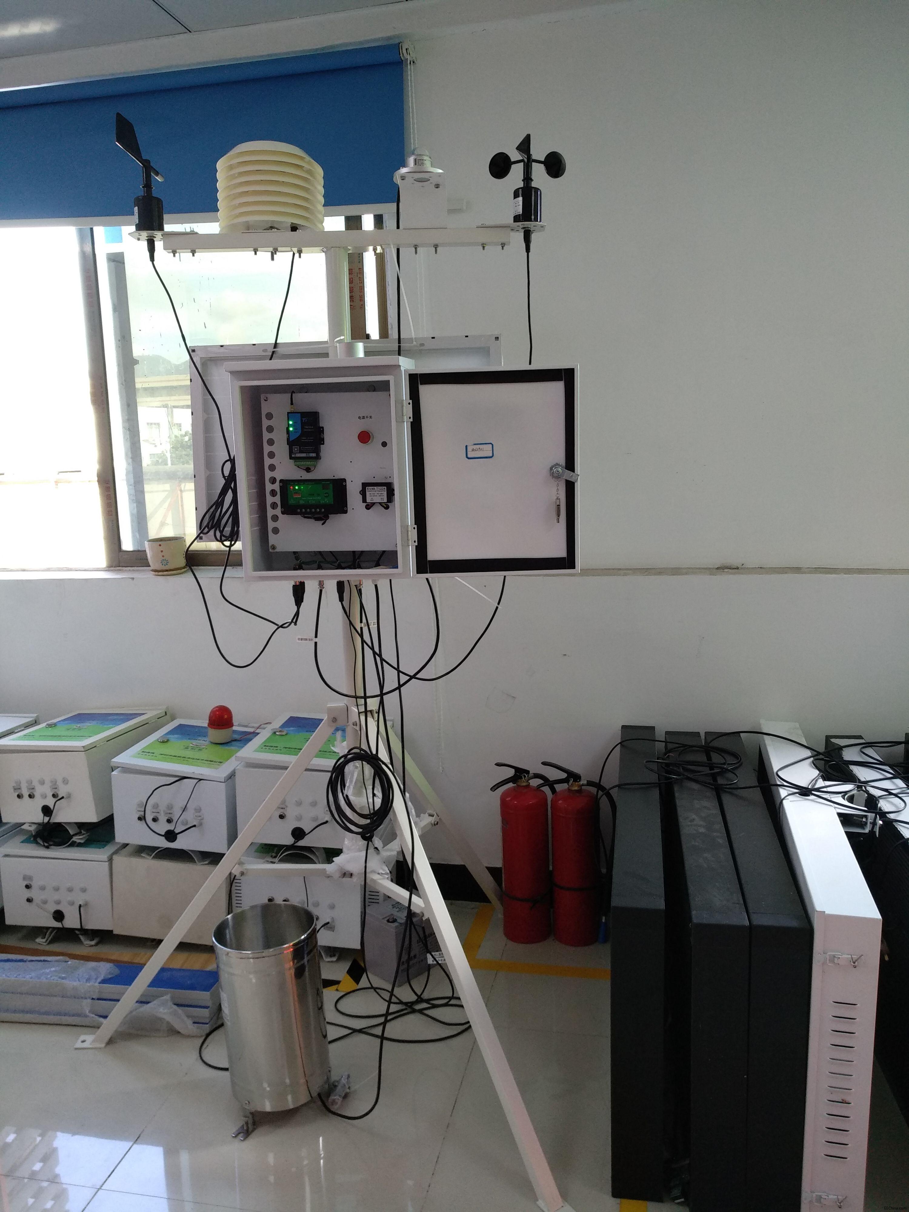深圳奥斯恩气象监测站如何助力海洋与渔业环境气候监测