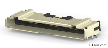 TE Connectivity推出124位Sliver连接器和电缆组件