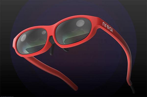 中国混合现实公司研发全球最轻薄智能眼镜:不足80克