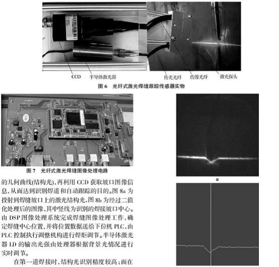 焊接机器人自动跟踪系统研究