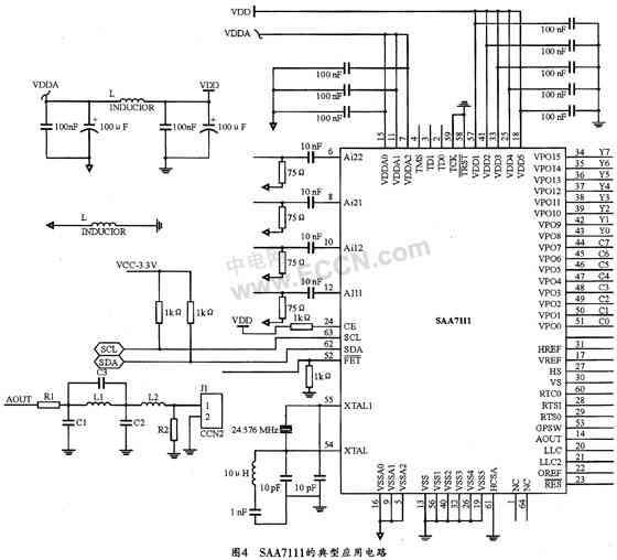 电路 电路图 电子 原理图 560_508