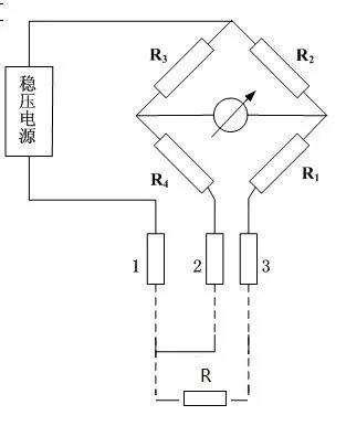 的热电阻接线方法