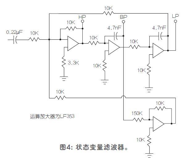 用简单电路在示波器上画出生动的图形 - 模拟电子技术