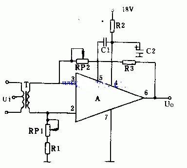 音频前置放大器电路详解