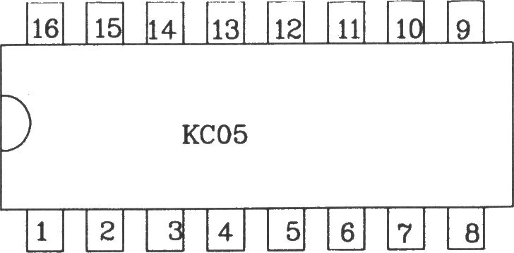 可控硅 kc05/10kΩ)。