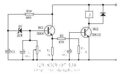 过压或欠压动作电路