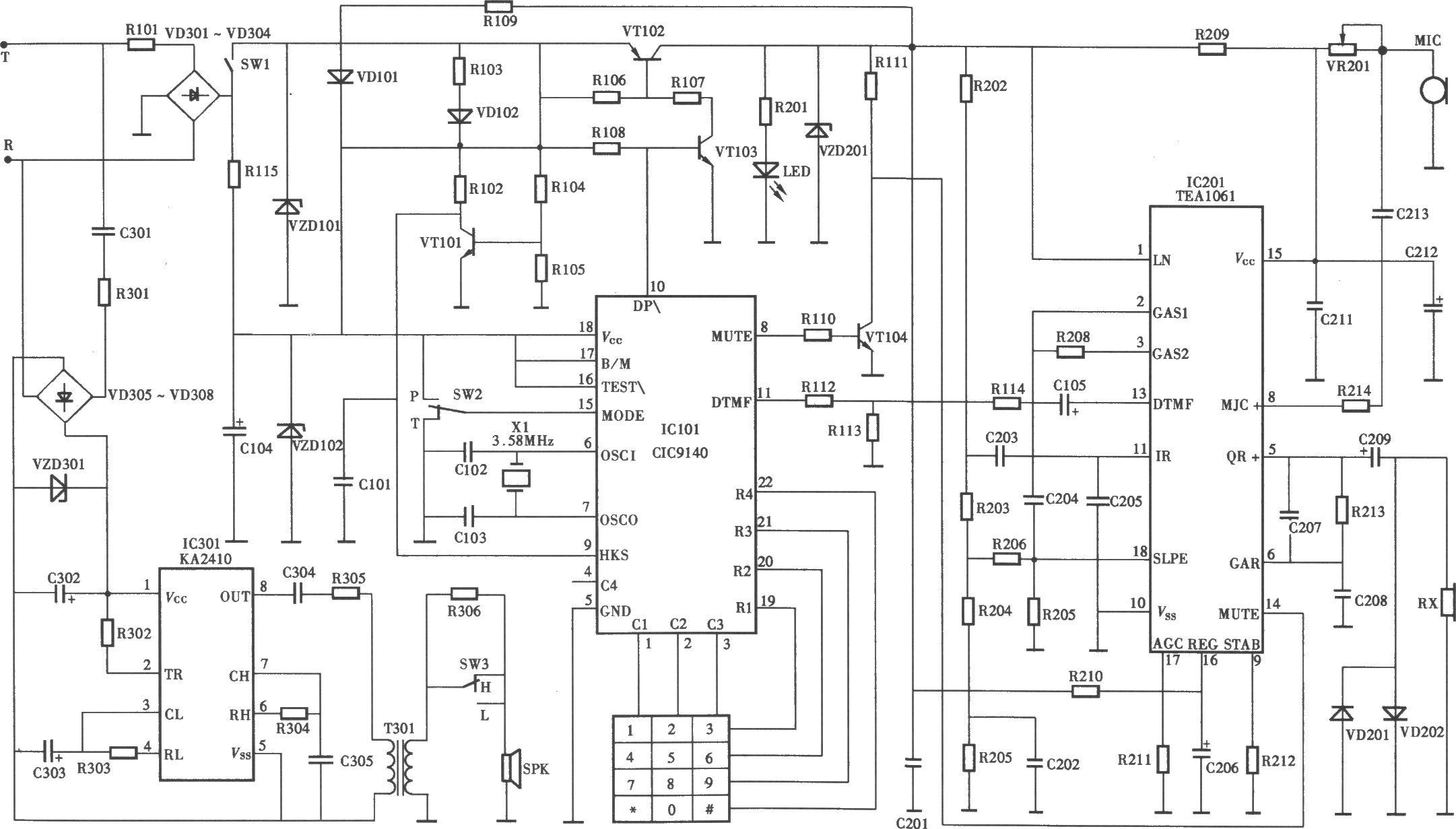 电路 电路图 电子 原理图 2162_1231