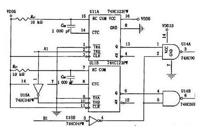 基于arm的旋转编码器采集模块设计