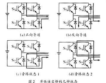 则对于三相二重串联型逆变桥,可选择空间矢量个数为37.