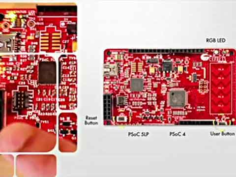 Introducing the PSoC 4 Pioneer Kit视频