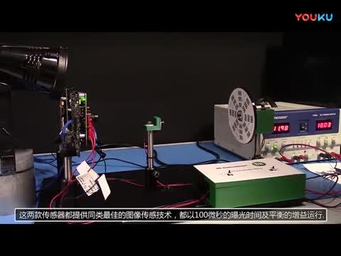 全局快门 对比卷帘快门 :为合适的应用选择合适的图像传感器视频