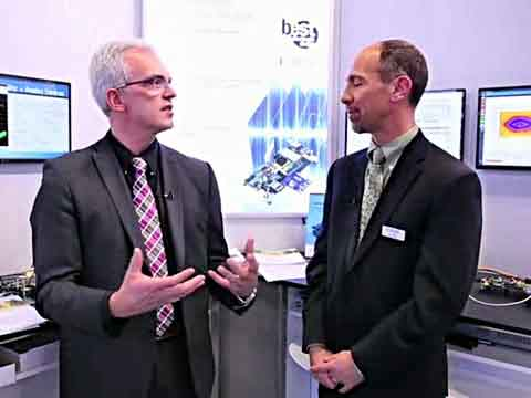 Xilinx at Embedded World 2014 - Analog Devices视频