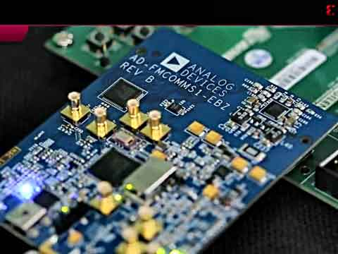 Avnet Zynq-7000 SoC:Analog Devices Software Defined Radio Kit视频