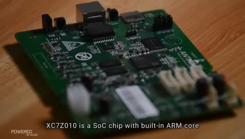 PBX: 基于 Zynq 的高性能低功耗矿机视频
